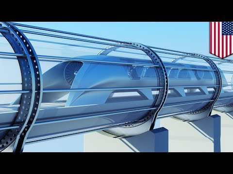 Hyperloop projects: Elon Musk gets nod from Maryland for hyperloop tunnel - TomoNews