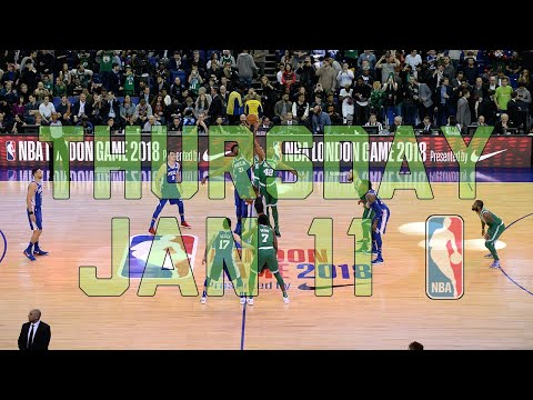 NBA Daily Show: Jan. 11 - The Starters