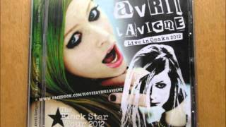 Avril Lavigne - Live In Osaka, Japan 2012 - My Happy Ending (Audio)