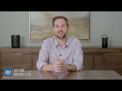 Sonos Move vs Bose Portable Home Speaker