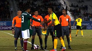 Highlights: Mexico  and Jamaica play an exciting 2-2 draw!
