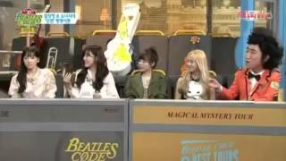 [ENG SUB] SNSD Beatles Code 3D -  Tiffany's