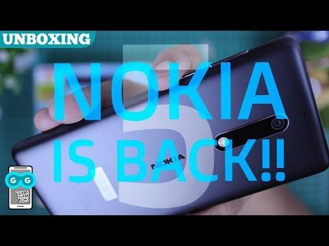 Nokia is Back! Unboxing Nokia 5 RESMI Indonesia