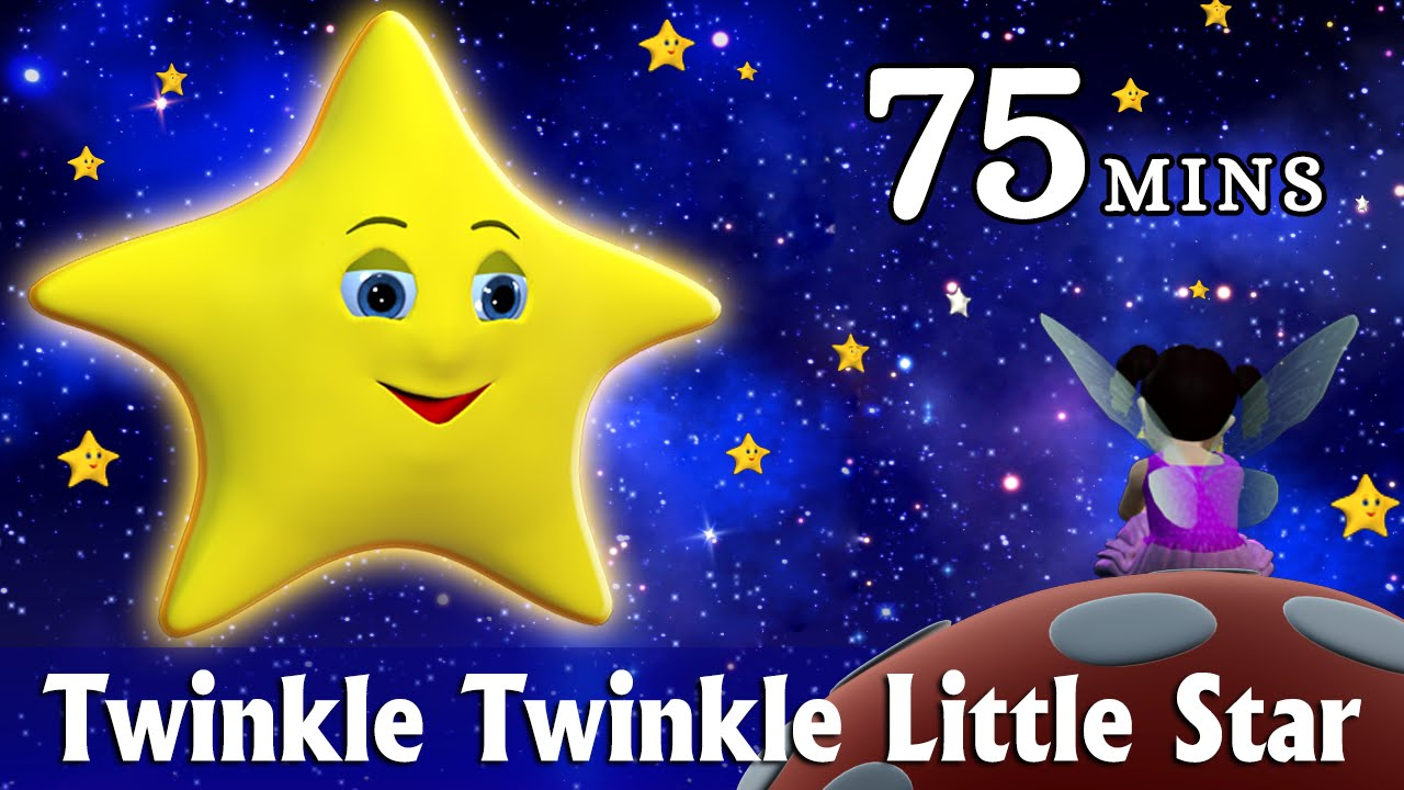 Le Little Star Nursery Rhyme Kids Songs Animation Rhymes For Children You