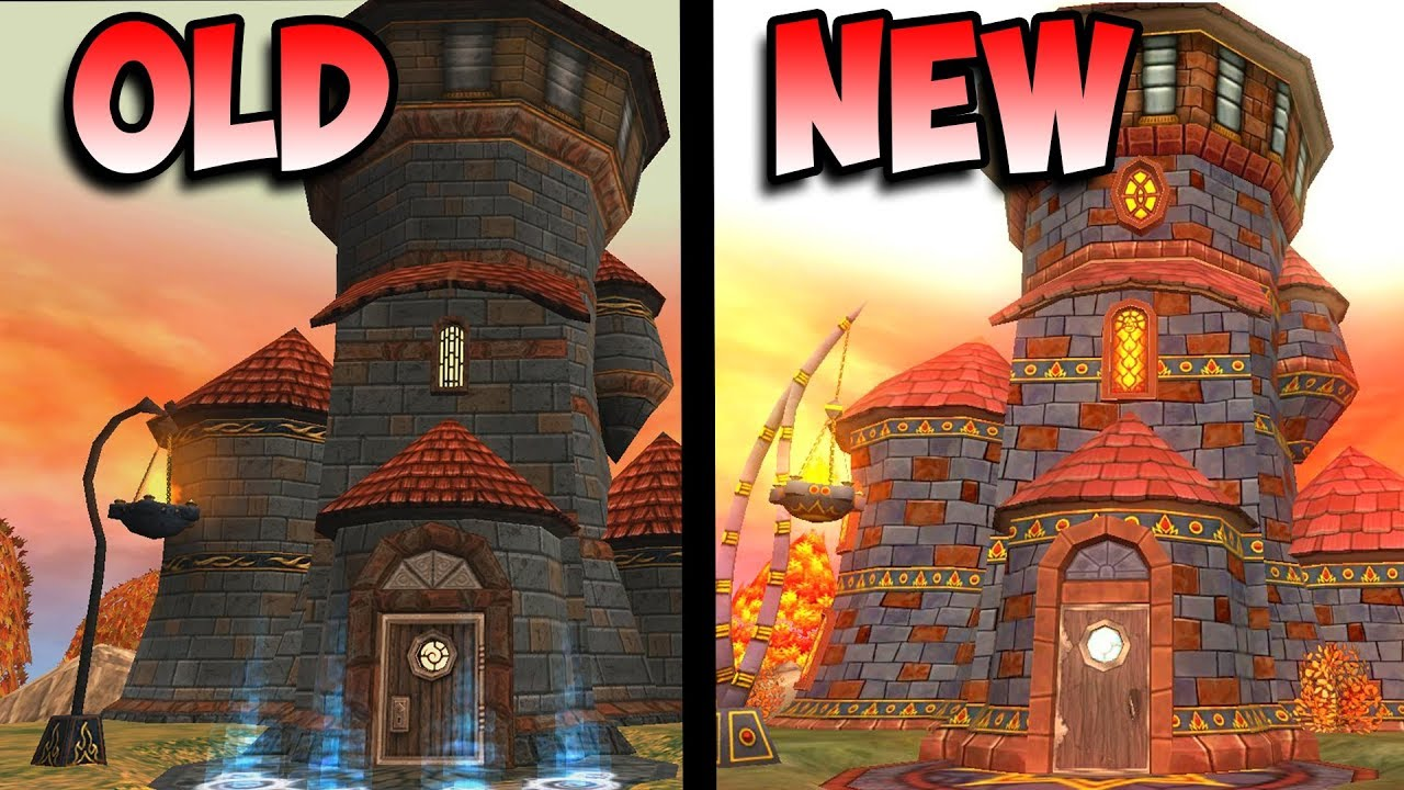 Wizard101: *UPDATED* Firecat Alley & Triton Avenue - First