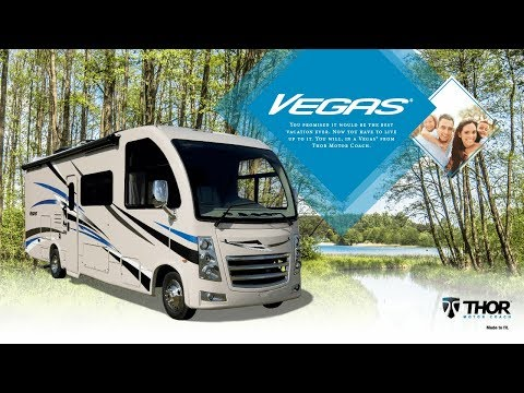 2020 Vegas® RUV™ From Thor Motor Coach