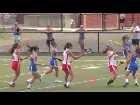 Tyngsboro HIgh School 2015 Varsity Lacrosse HIghlight