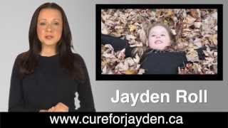 Stem Cell - Drive for Jayden Roll