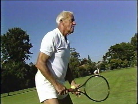 World's Oldest Tennis Players Compete in Tourney for the Love of the Game