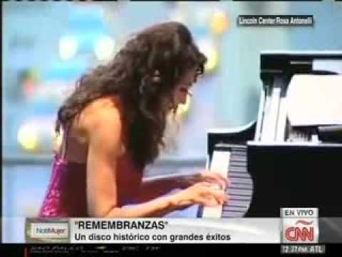 Rosa Antonelli on CNN