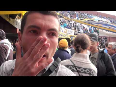 ARGENTINE :  dans la peau d'un SUPPORTER de BOCA JUNIOR