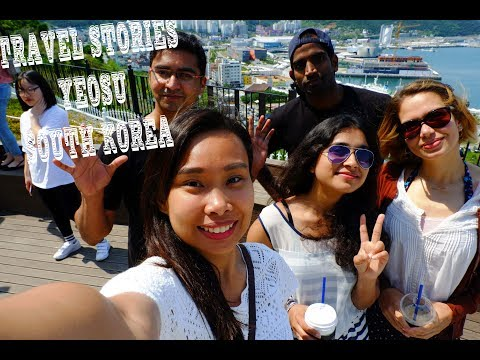 Good water City travel Story from South Korea | Yeosu