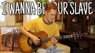 I Wanna Be Your Slave - Måneskin - Cover (Fingerstyle Guitar) видео