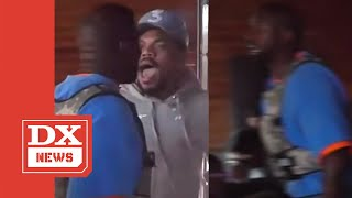 "Kanye West Screams At Chance The Rapper ""SIT YO A** DOWN!"" In Leaked 'Donda' Documentary Footage"