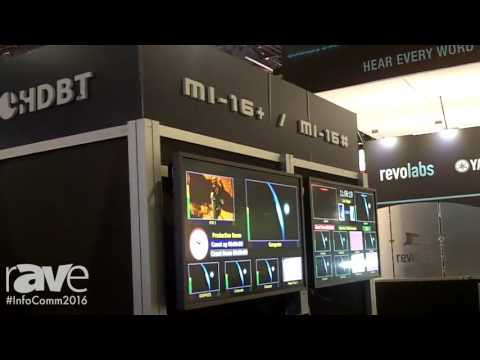 InfoComm 2016: Apantac Gives Overview of New Products At InfoComm 2016