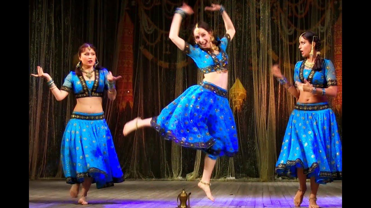 Chikni Chameli, Indian Dance Group Mayuri, Petrozavodsk - Youtube-6229