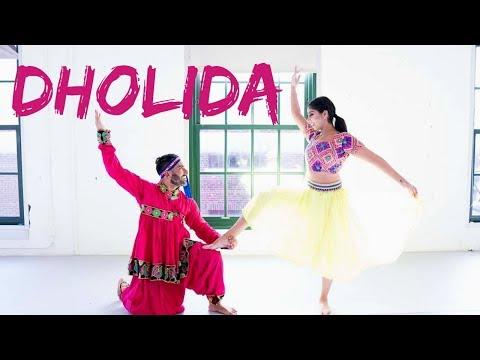Dholida Dance | LOVEYATRI | Garba Bollywood Choreography | Shereen Ladha