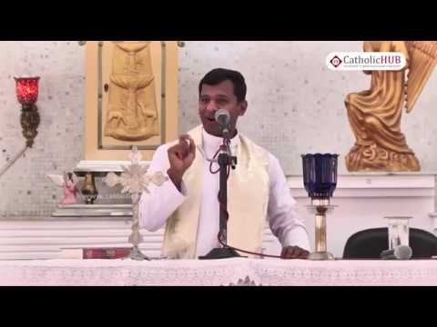 """Repentance"" by Rev.Fr.Varghese VC  @Divine Mercy Church,Annanagar,Chennai,TN,India 25-03-17"