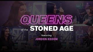 "Chef & Health Coach Jorden Kedem Talks Family, Thanksgiving, and Weed on ""Queens of the Stoned Age"""