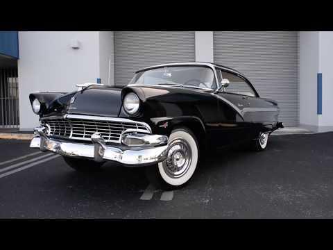 1956 Ford Fairlane Victoria FOR SALE!