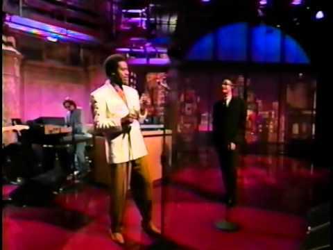 Al Green & Lyle Lovett - Funny How Time Slips Away [4-19-94]