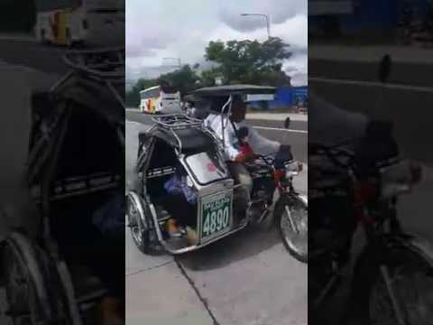 Road Accident in Dau, Pampanga going to North Expressway