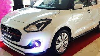 Suzuki Swift 2018 1.2 GLX Navi ราคา 629,000 บาท
