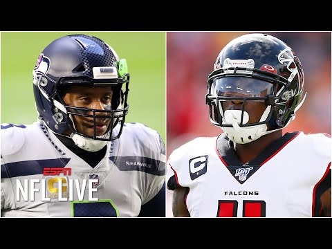 The Seattle Seahawks would be a 'top 3 offense' with Julio Jones - Mina Kimes   NFL Live