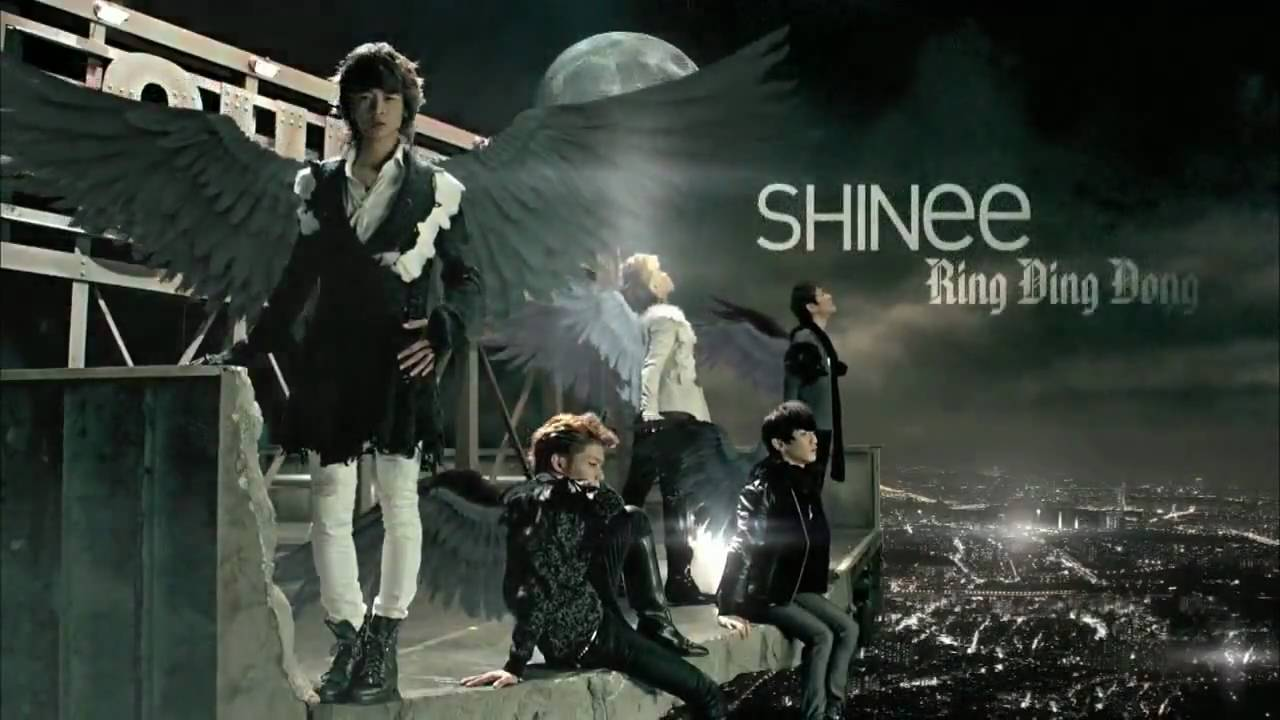 Shinee ring ding dong(audio) youtube.