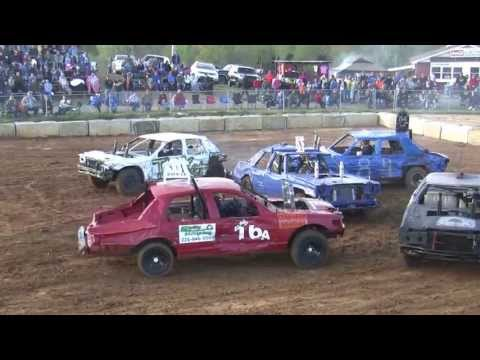 4-20-2013 Scottsville, KY (Big Cars-Heat 1)