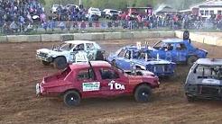 4-20-2013 Scottsville, KY (Big Cars-Heat 1)