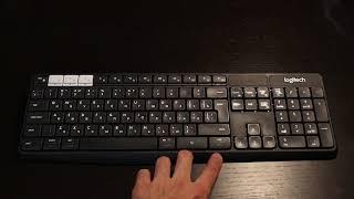 ОНЛАЙН ТРЕЙД.РУ Видеообзор на Клавиатура Logitech K375s Wireless Multi-Device Keyboard & Stand Black