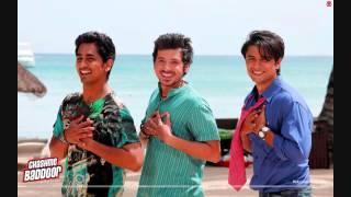 Andha Ghoda Race Mein Dauda - Chashme Buddoor (2013) - Full Song HD