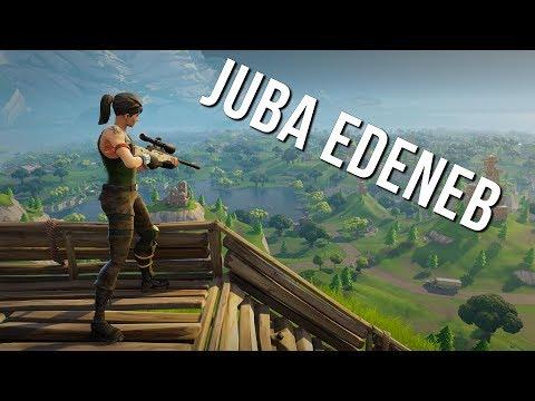 JUBA EDENEB! - Fortnite Battle Royale
