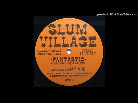 Slum Village - Fan-tas-tic (Instrumental) mp3