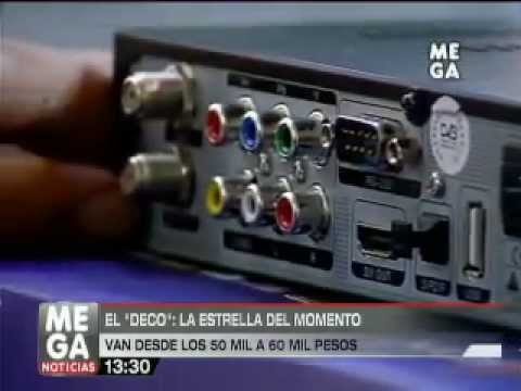 Decodificadores Satelitales Tv Gratis Reportaje Youtube