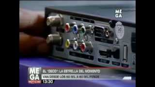 Decodificadores Satelitales - TV Gratis (Reportaje)