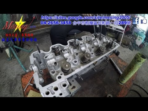 Replace a Cylinder Head Gasket MERCEDES W123 2.0L 1976~1985 M102.920 722.3