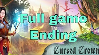ADVENTURE ESCAPE MYSTERIES CURSED CROWN - Gameplay Walkthrough Part 5 IOS / Android - Full Game