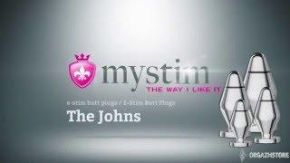Анальные стимуляторы Mystim E-Stim: The Johns