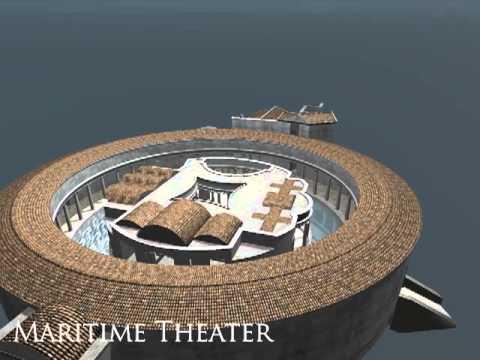Maritime Theater 3D Model