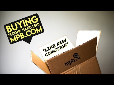 """Unboxing the BEST M43 Lens from MPBcom - Was it a risk buying second hand?? """"Like New"""" Condition"""