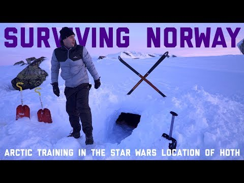 Surviving Norway: Arctic Training in the Star Wars Location of Hoth