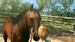 HORSE LIFE - VIDEOGAME - NINTENDO WII / PC CD ROM - TRAILER - 2008