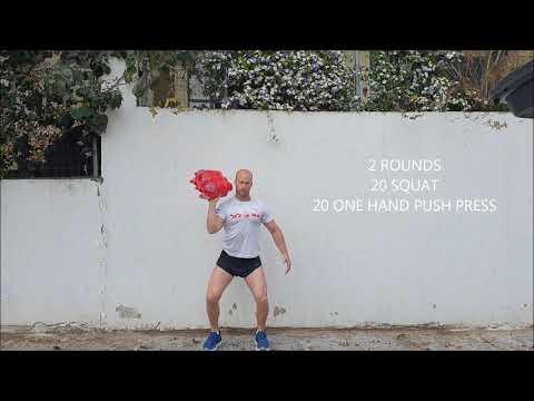 אימון 21  תכנית אימון המסלול