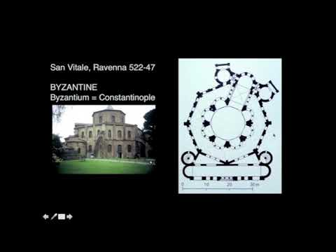 History of Arch   Lecture 11   Byzantine Architecture
