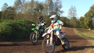 Mx Park Münster - Kids Motocross (Trailer)