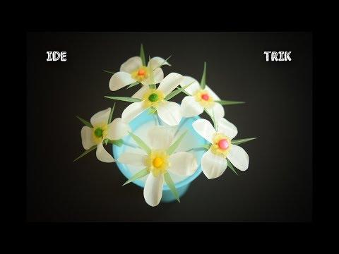 Cara Membuat Bunga dari Sedotan yang Mudah dan Menarik  83b8bf6054