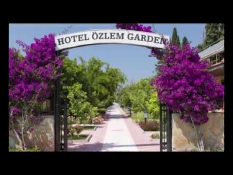 Alanya Otellleri - Özlem Garden Hotel