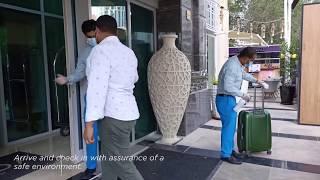 Hotel Safety and Hygiene Protocol at Ramada Downtown Dubai
